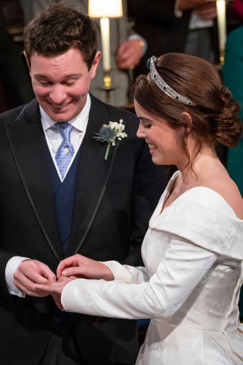 Princess Eugenie's Royal Wedding Photos You Totally Missed