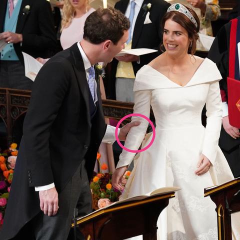 Body Language Experts Analyze Princess Eugenie And Jack