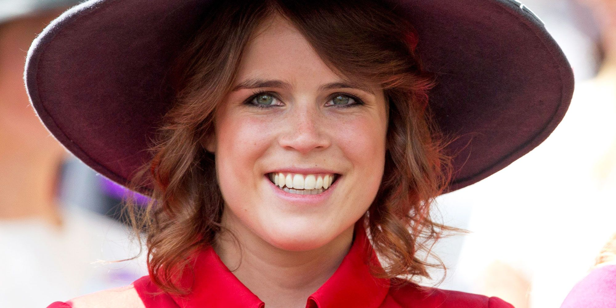 Princess Eugenie Dyed Her Hair Red For Her Royal Wedding