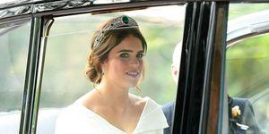 Prinses Eugenie, eugenie,trouwjurk