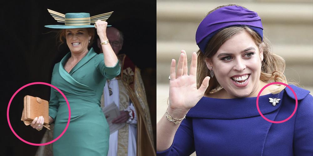 princess eugenie royal wedding recap