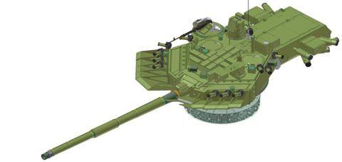 burlak tank