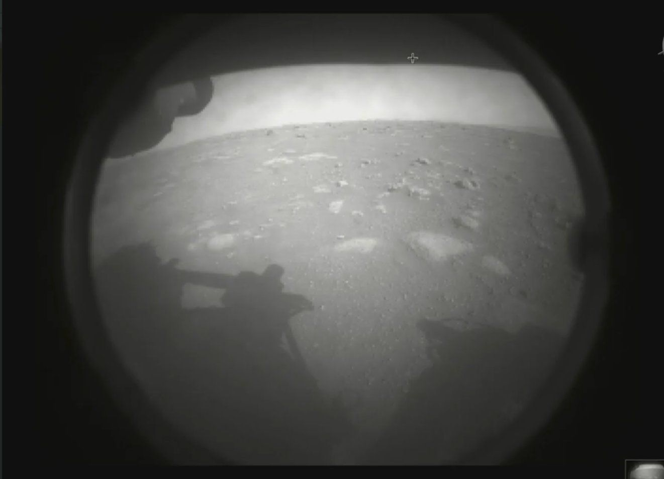 Success! NASA's Perseverance Rover Has Triumphantly Landed on Mars