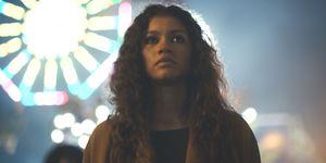 Zendaya in HBO's Euphoria
