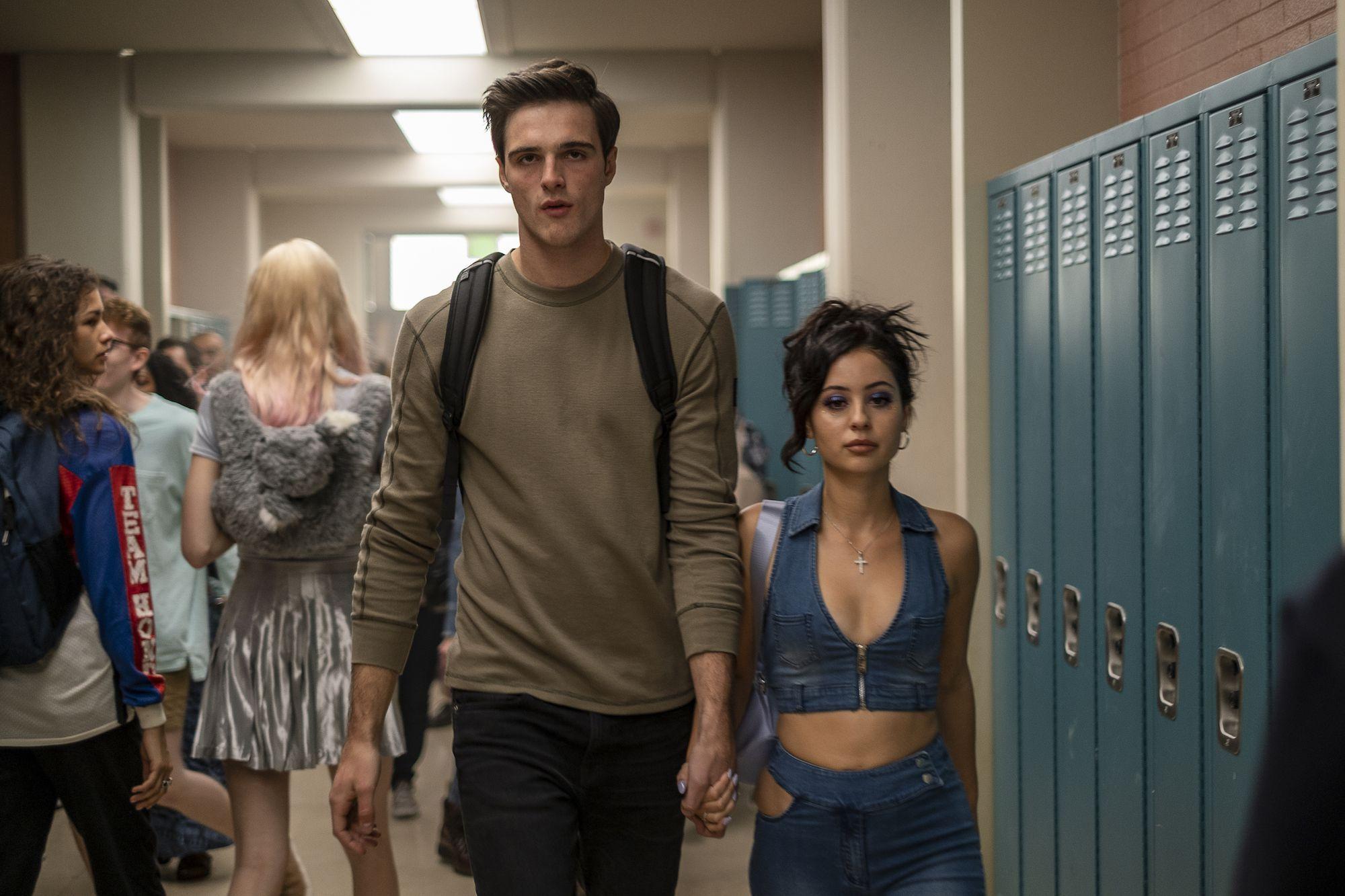 'Euphoria': Jacob Elordi habla de la sexualidad de Nate