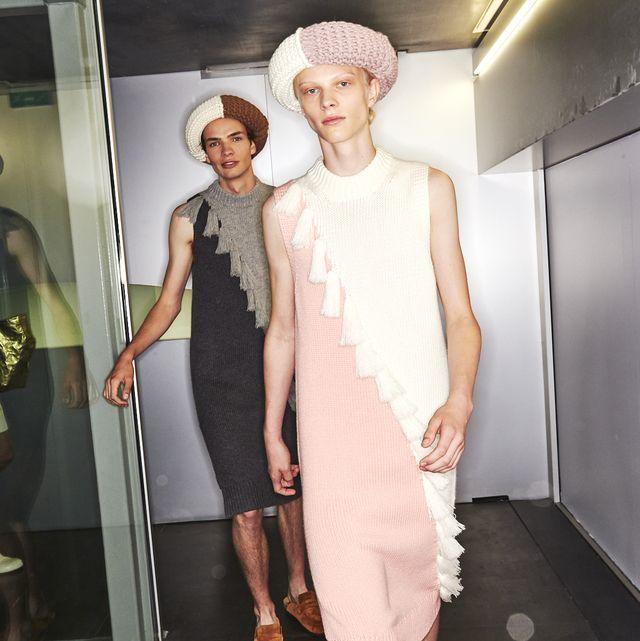 White, Fashion, Clothing, Shoulder, Dress, Fashion model, Cocktail dress, Fashion design, Haute couture, Fashion show,