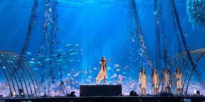 Melani en Eurovisión Junior 2019