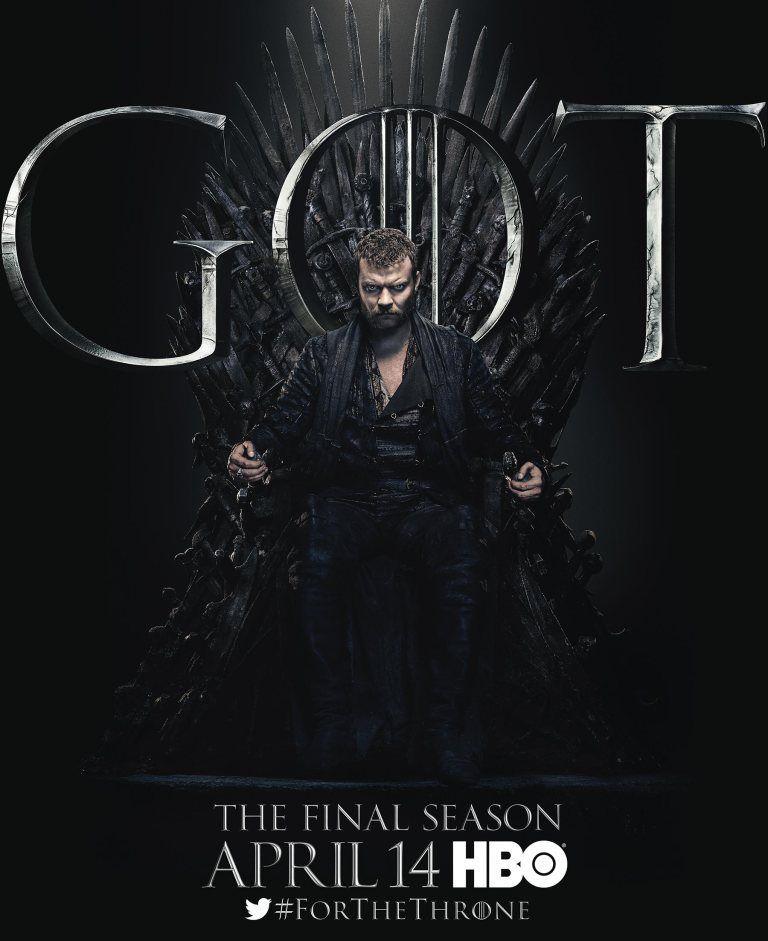 Game of Thrones Fans Noticed a Spoiler in Jon Snow's Season 8 Poster