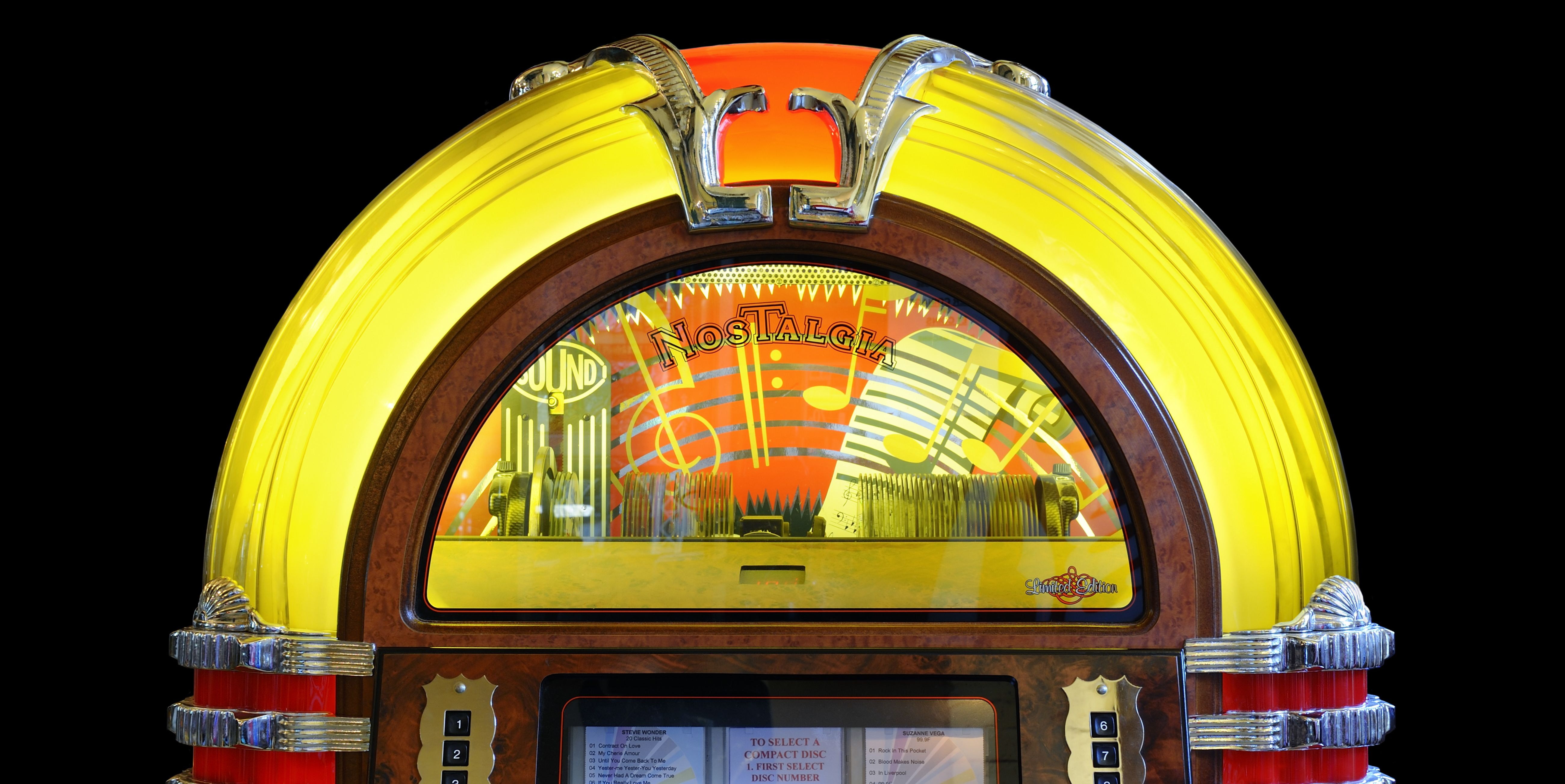 Europe, England, West Yorkshire, Jukebox