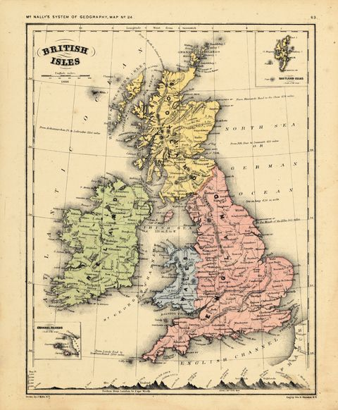 Map Of Uk Scotland.Map Of Britain Mapmakers Banned From Putting Shetland Islands In A Box