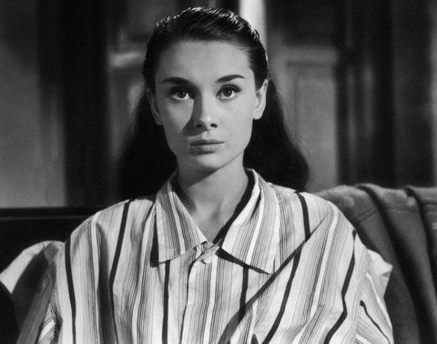 Audrey In Pyjamas