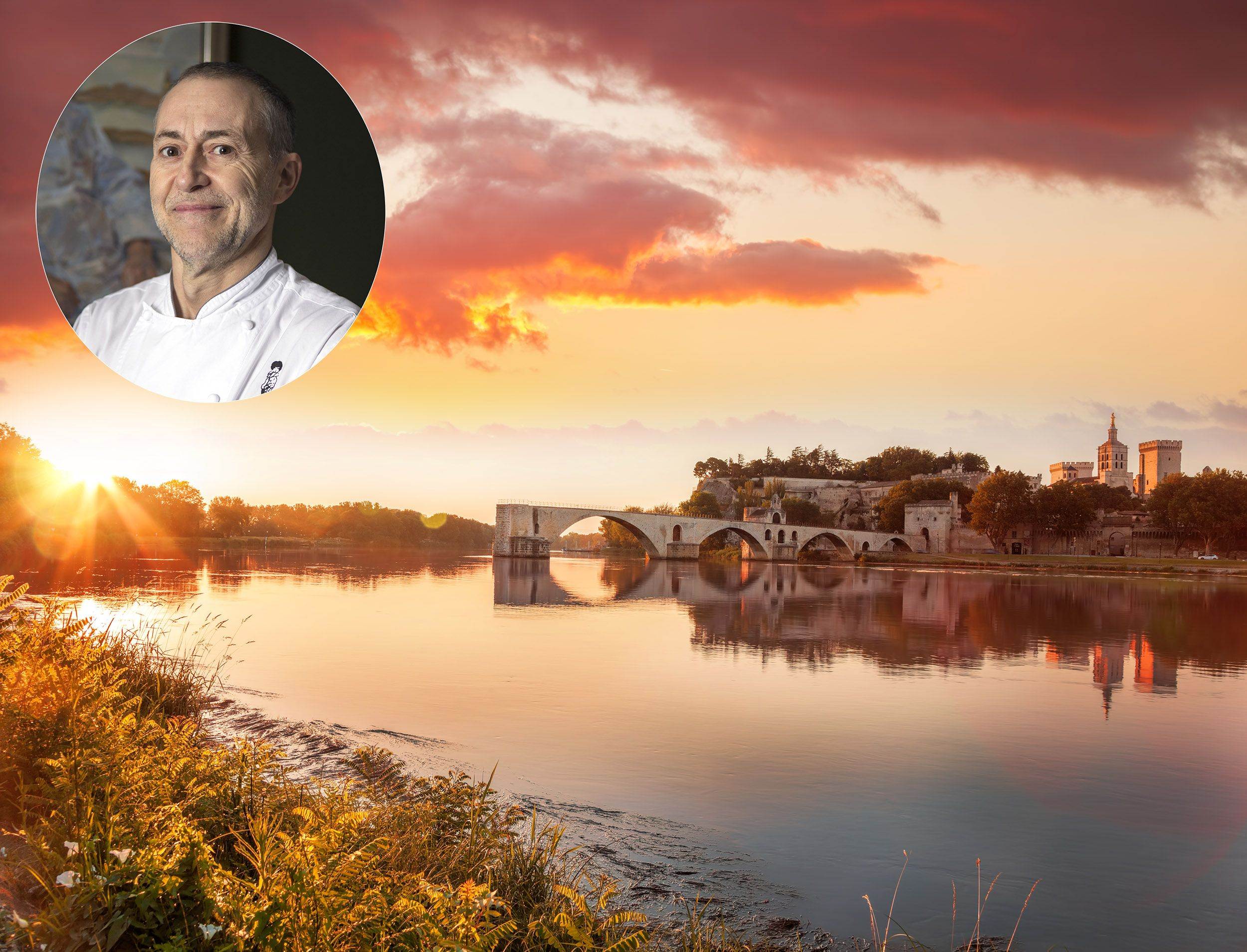 Taste the foodie treasures of France on a river cruise with Michel Roux Jr