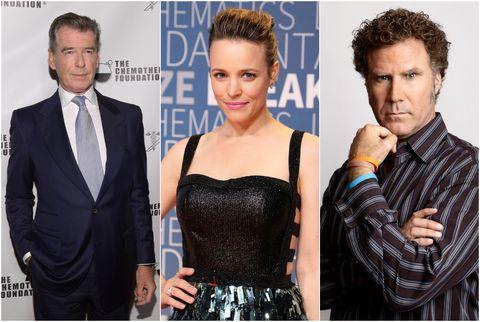 Pierce Brosnan, Rachel McAdams y Will Ferrel protagonizarán la película de 'Eurovisión'