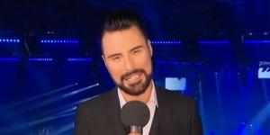 Rylan at Eurovision semi-finals 2019