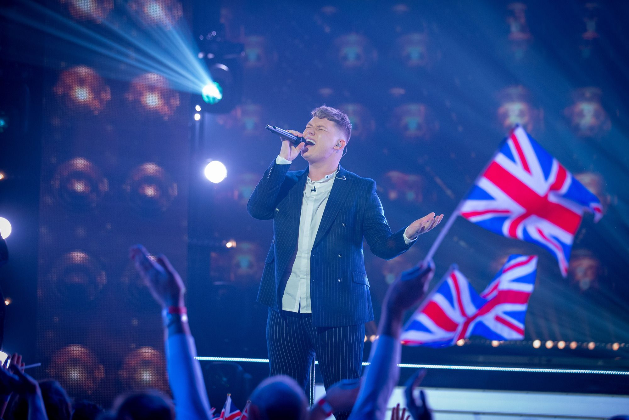 Eurovision UK hopeful Michael Rice opens up about his chances at the Grand Final