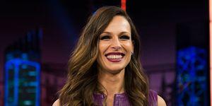 La presentadora de 'La Voz' ha visitado 'El Hormiguero', donde además de hablar de los directos del concurso, explicó el motivo por el que está tan delgada