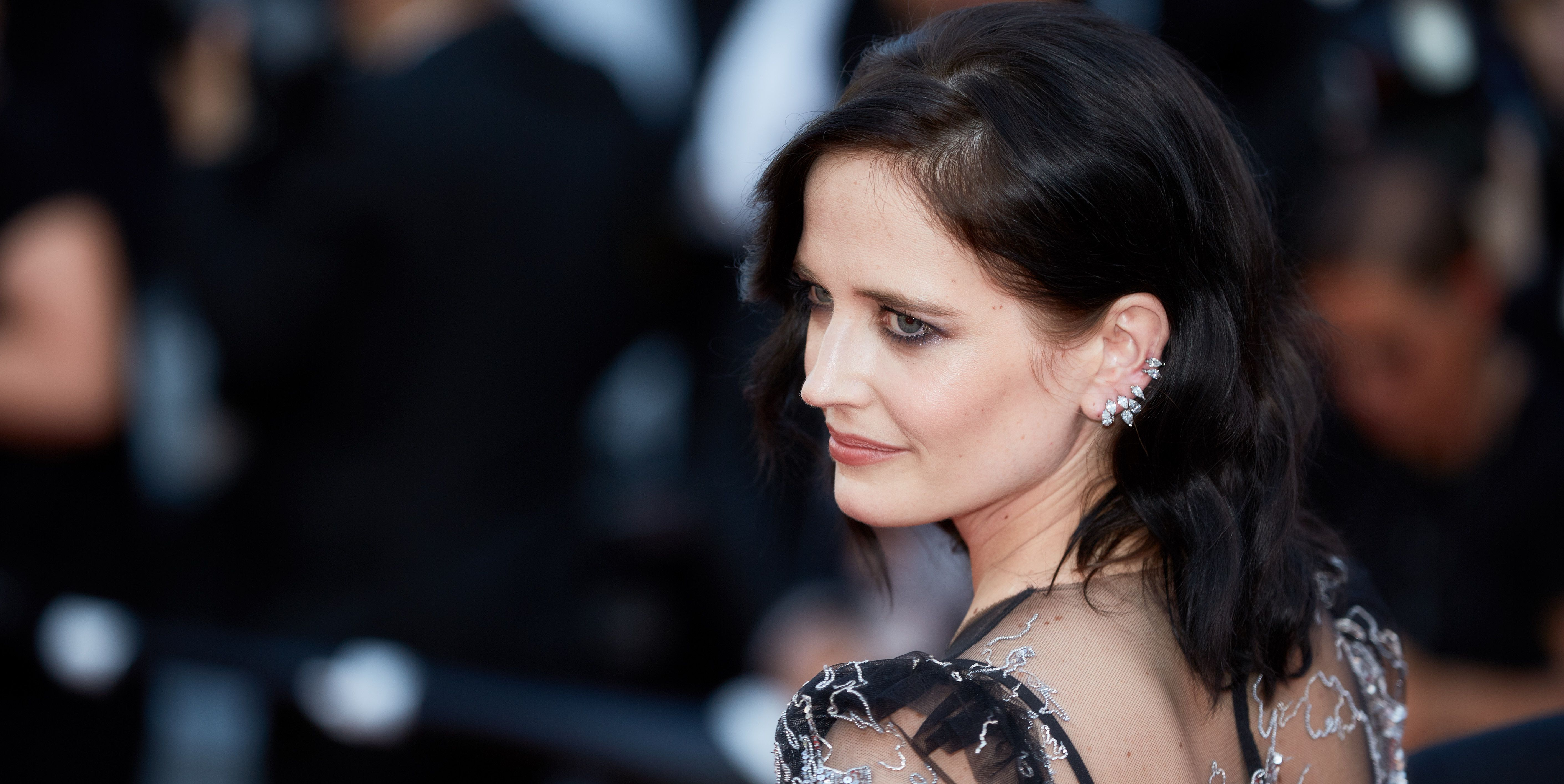 Eva Green at the Cannes Film Festival