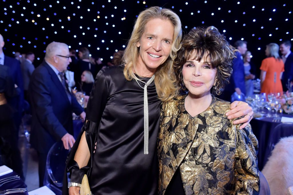 Eva Guerrand-Hermes and Carole Bayer Sager at the LACMA 2018 Collectors Committee Gala.