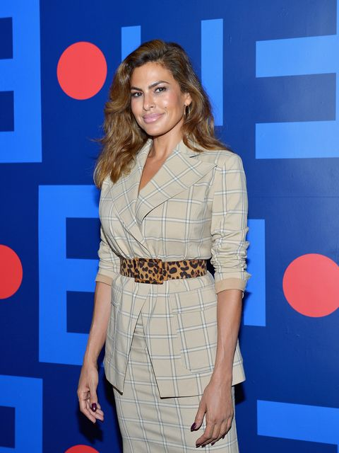 eva mendes for new york  company fall 2018 runway show