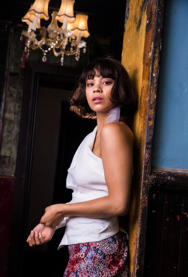 All Eyes on Hadestown's Eva Noblezada