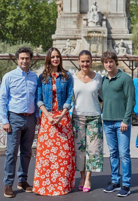 Eva González vuelve al trabajo con 'MasterChef Celebrity'