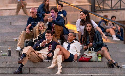 celebrity sightings in new york city   november 10, 2020