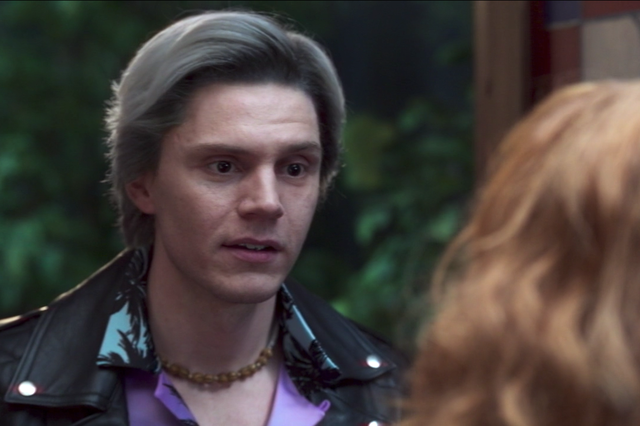 WandaVision with Evan Peters' Quicksilver