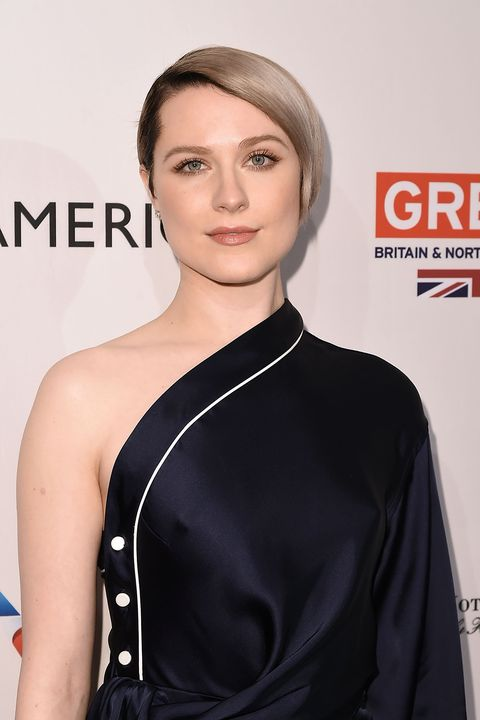 spring hair colors 2021   evan rachel wood