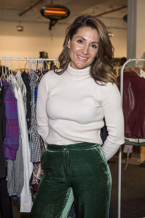 Clothing, Jeans, Fashion, Shoulder, T-shirt, Denim, Room, Textile, Top, Boutique,