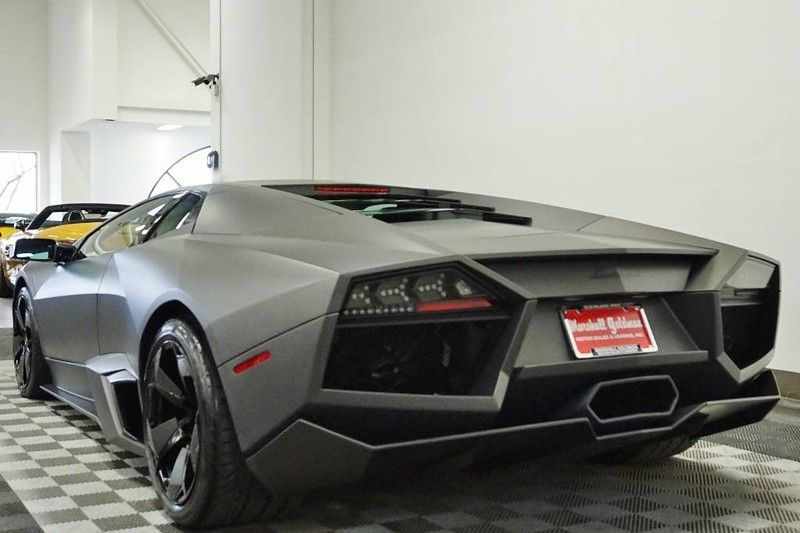 Lamborghini Reventon Roadster For Sale Auto Magazine