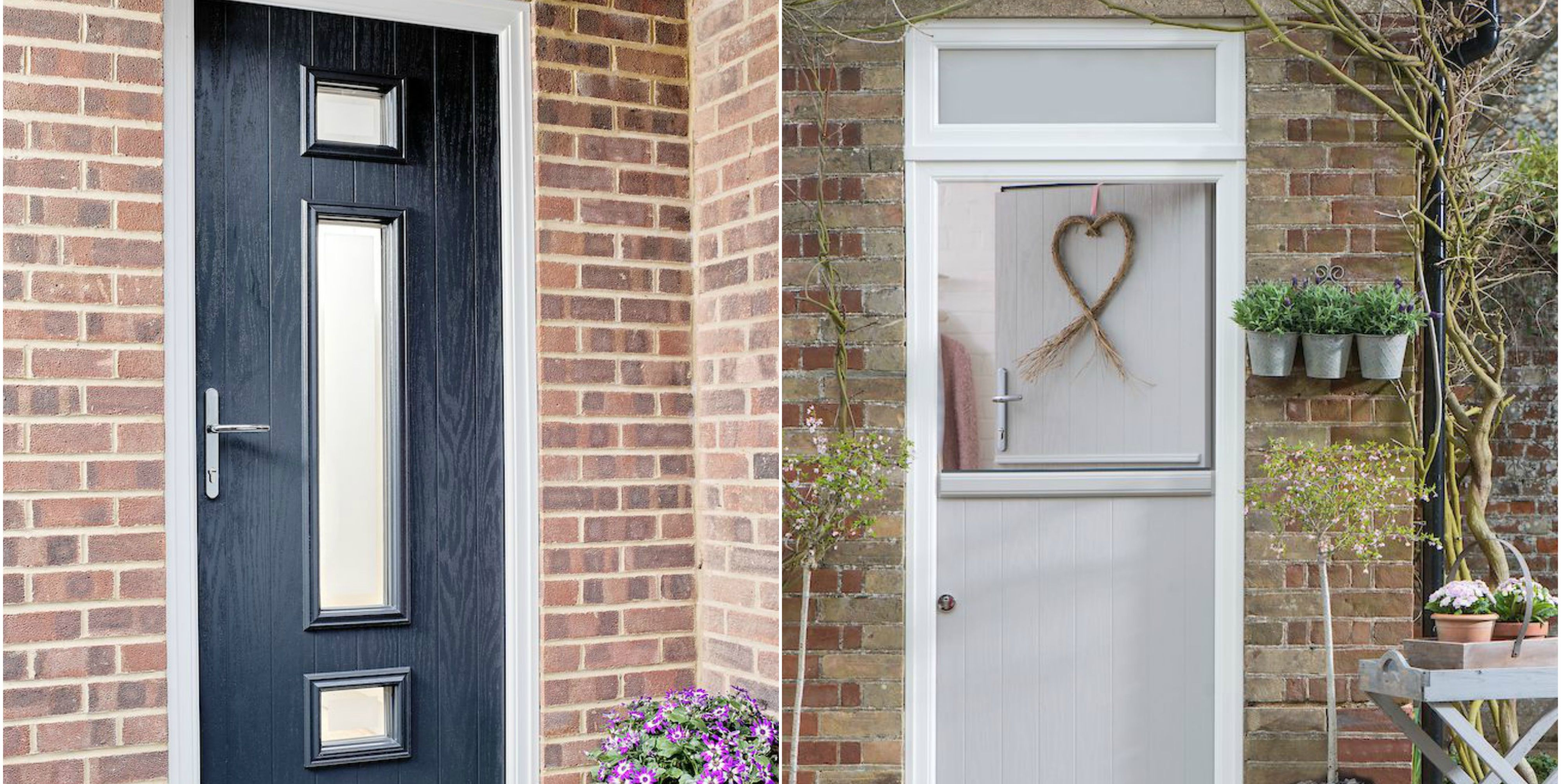 Introducing House Beautiful's new door collection with Everest