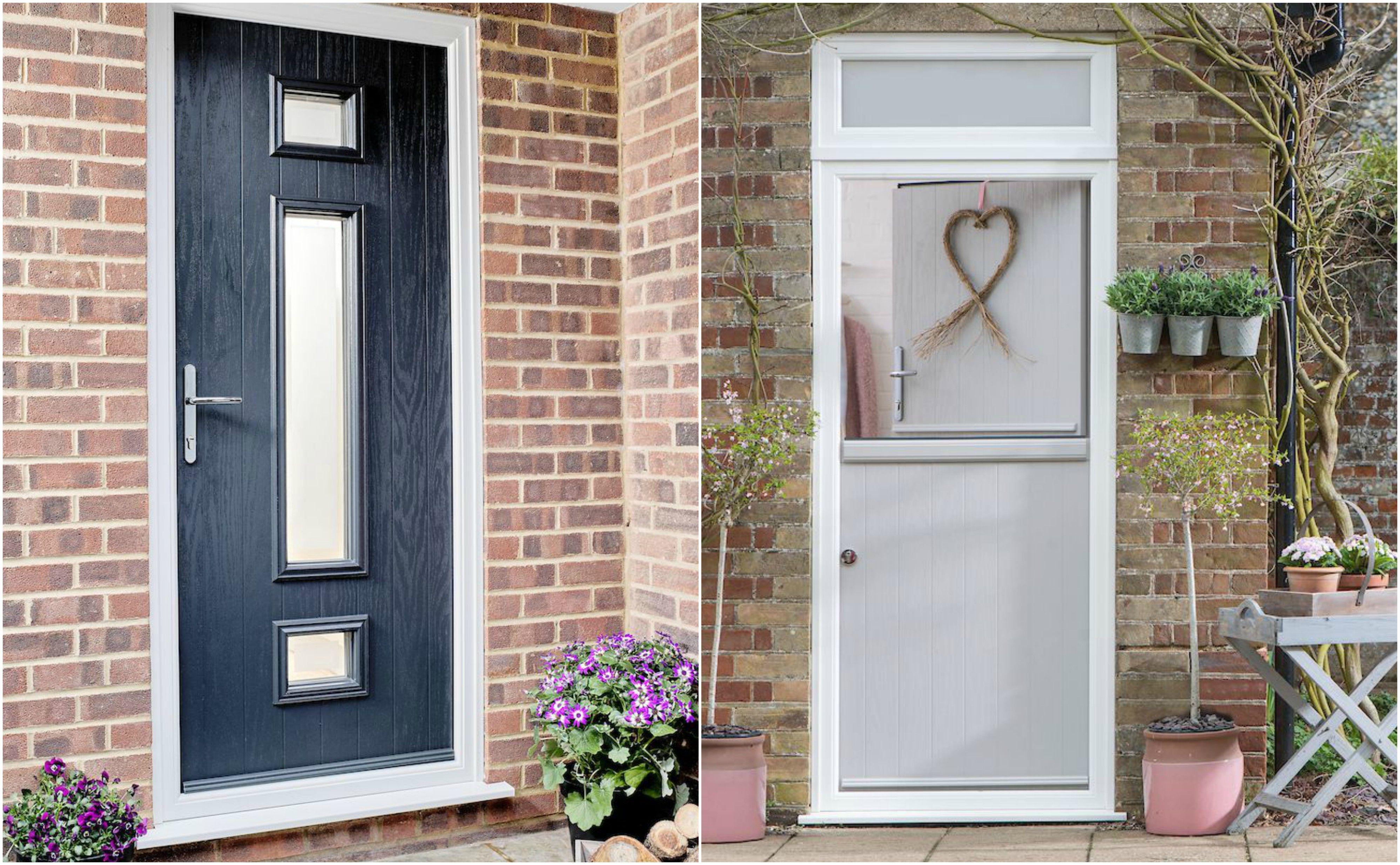 Introducing House Beautiful\u0027s new door collection with Everest & House Beautiful Door Collection with Everest - Composite Front Doors