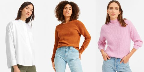 Clothing, Sleeve, Neck, Shoulder, Jeans, Sweater, T-shirt, Outerwear, Fashion, Top,