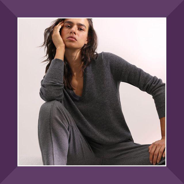 women's everlane cashmere sweater