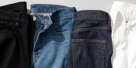 Denim, Jeans, Clothing, Pocket, Blue, Textile, Trousers,