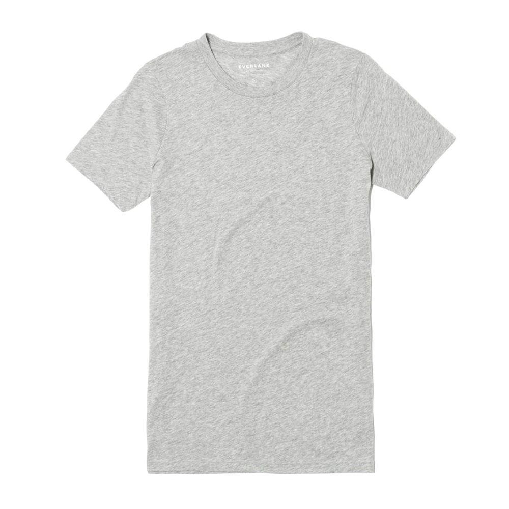 everlane gray crewneck T-shirt