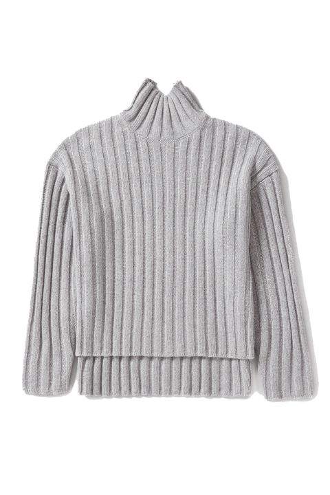 Clothing, White, Sleeve, Outerwear, Sweater, Neck, Blouse, Collar, Top, Wool,