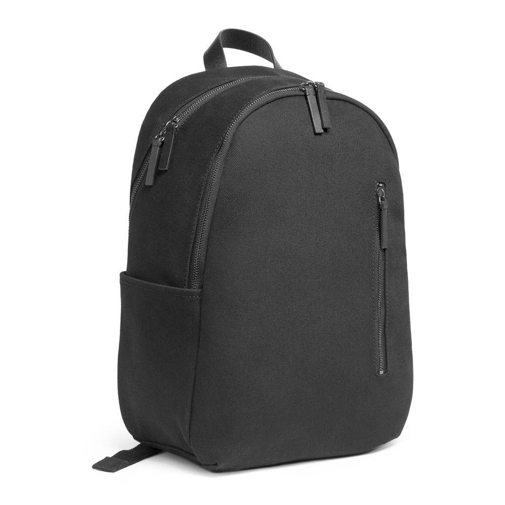 everlane modern commuter black backpack