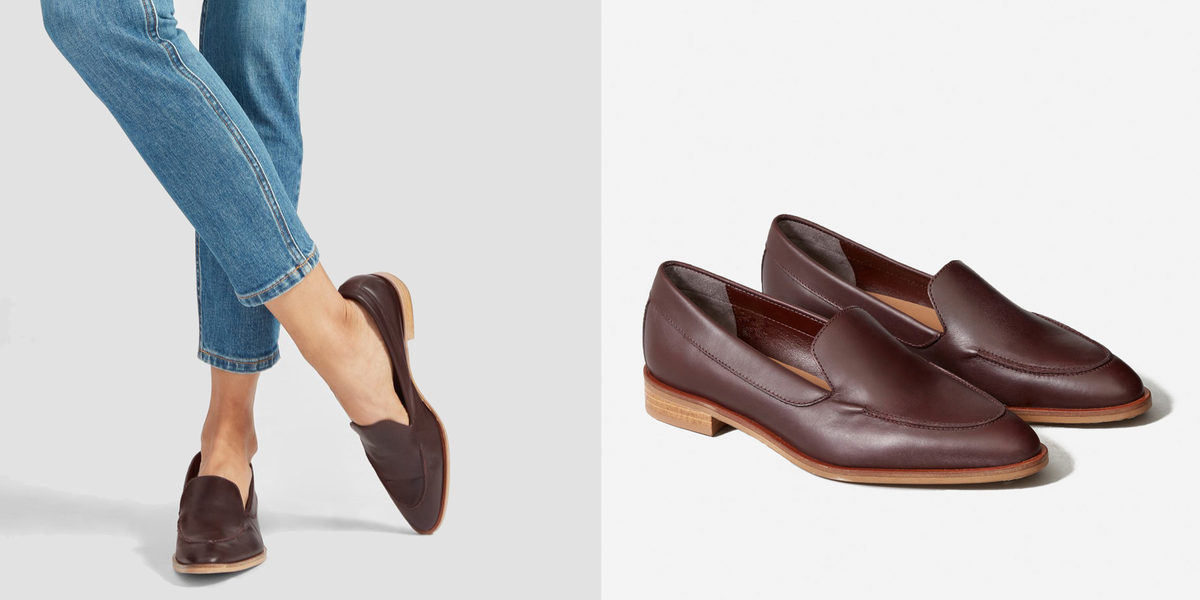 Everlane's Best-Selling Loafers Are 40% Off—and They're Surprisingly Comfortable