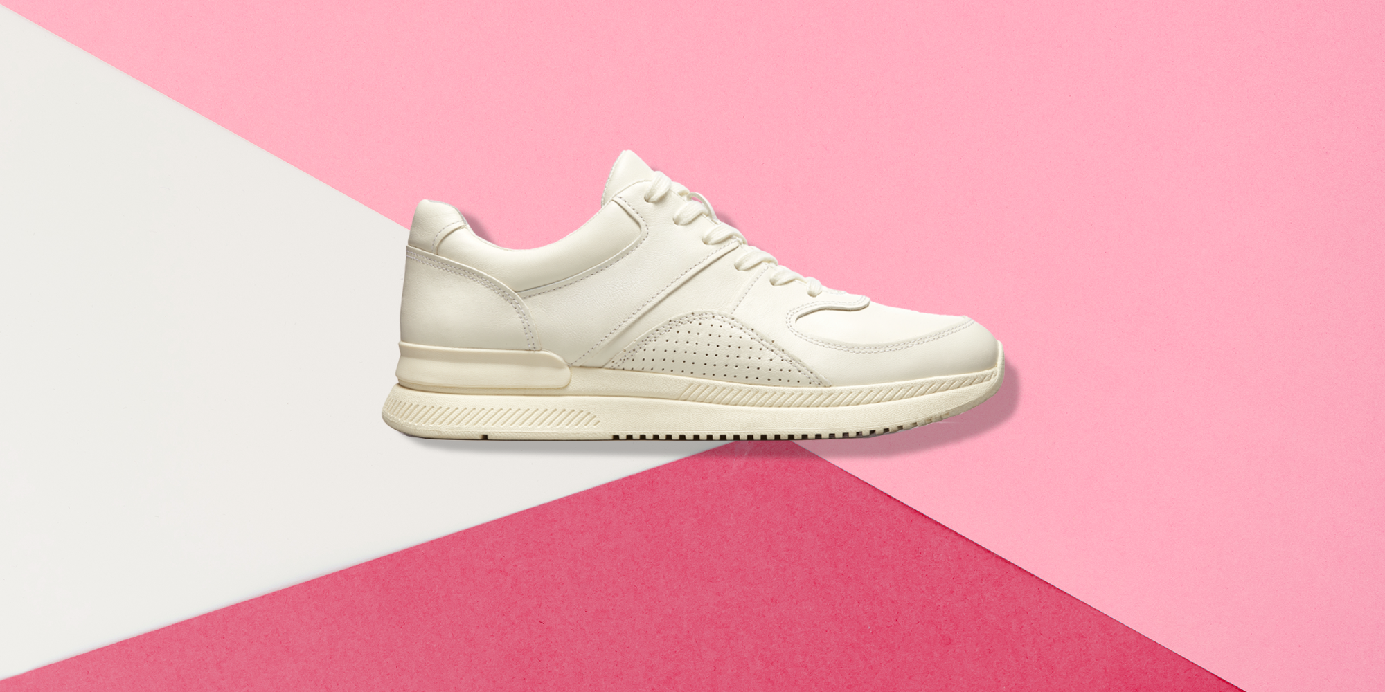 Everlane Just Launched Their Long-Awaited Unisex 'Tread' Sneakers
