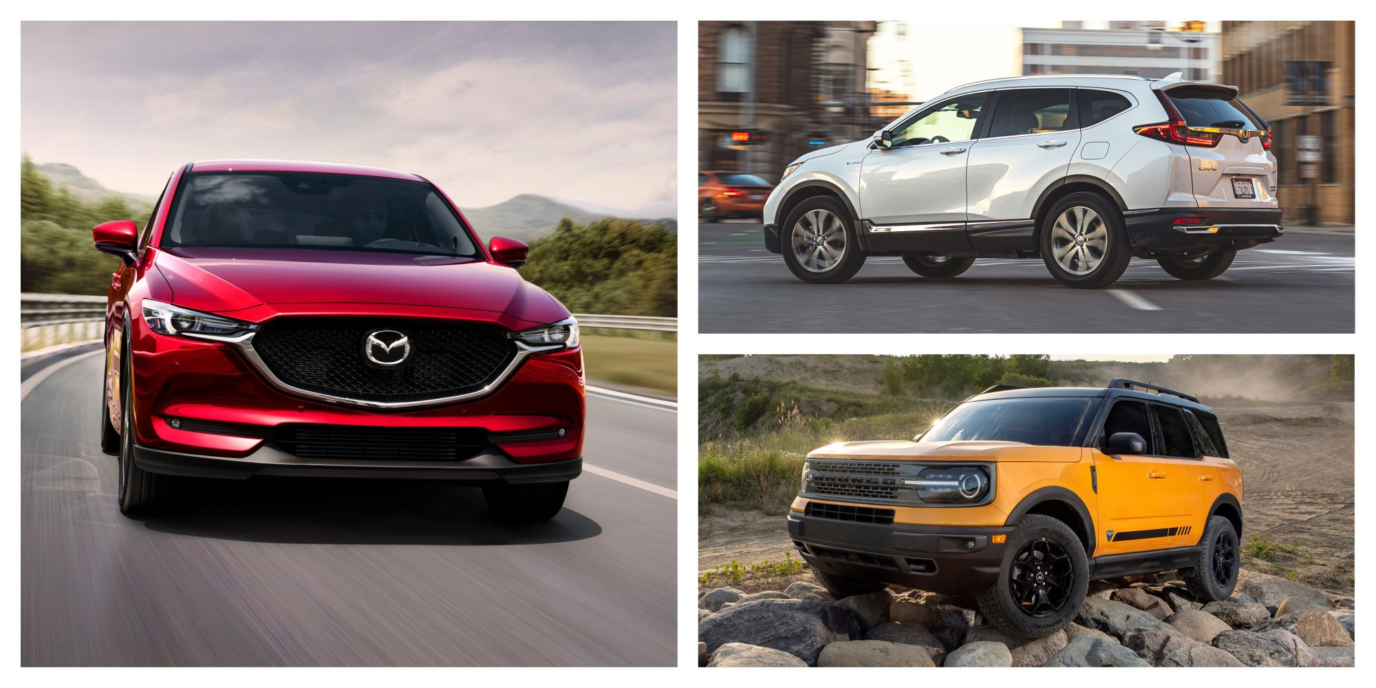 Motortrend best compact suv 2020