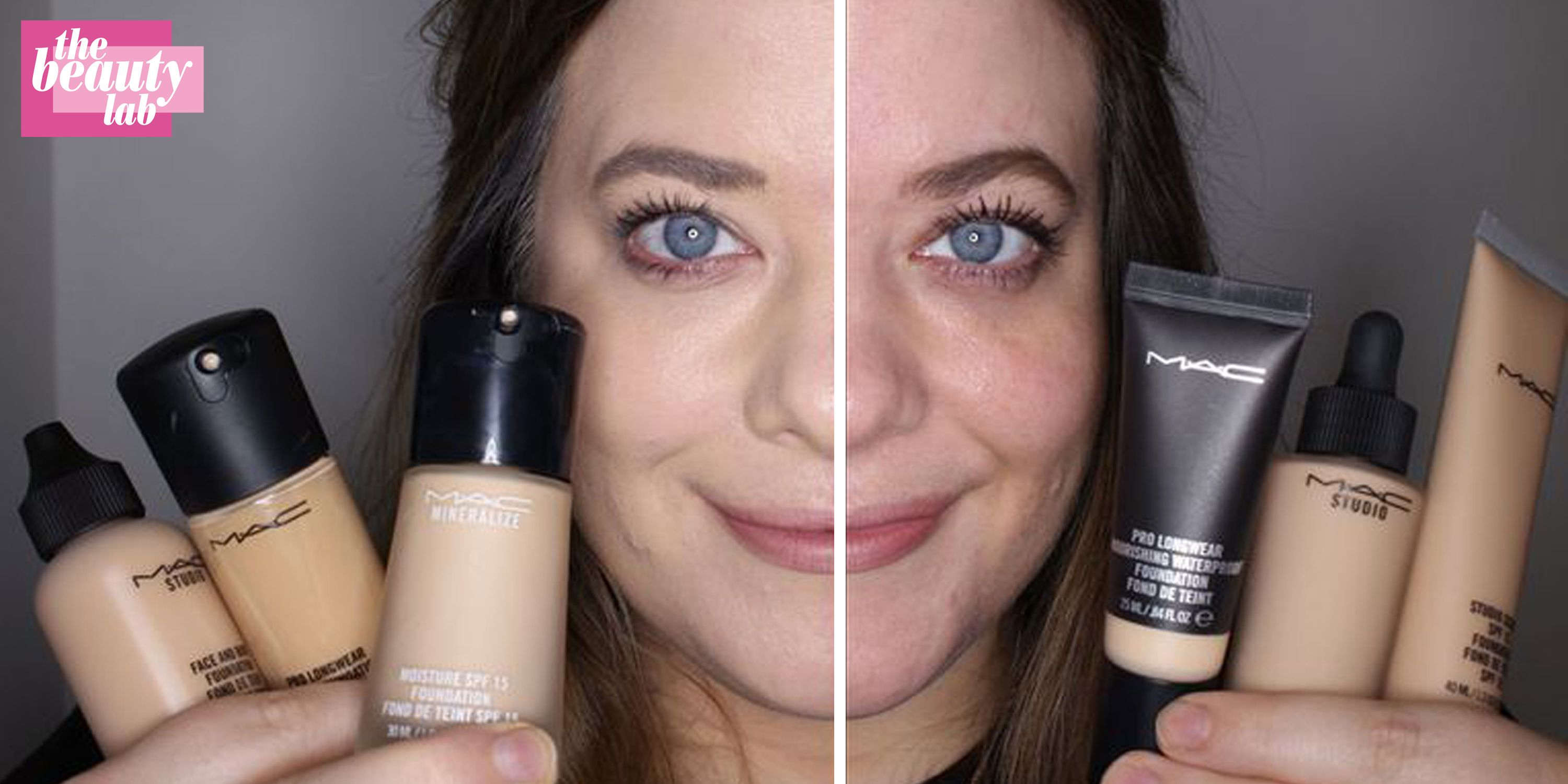 Best Mac Foundation 2021 Every Single One Tested On Half A Face