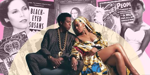 Everything Is Love Apeshit Reading List