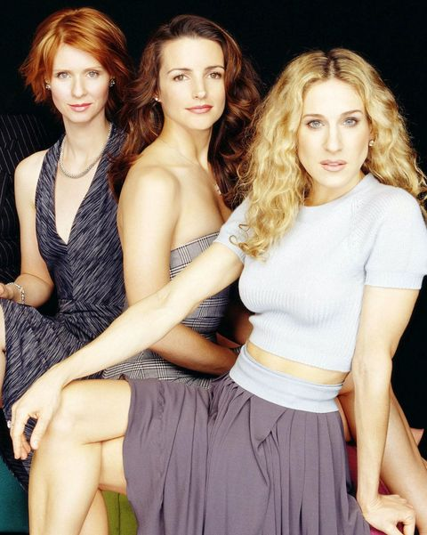 sex and the city reboot, and just like that, hbo max, sarah jessica parker