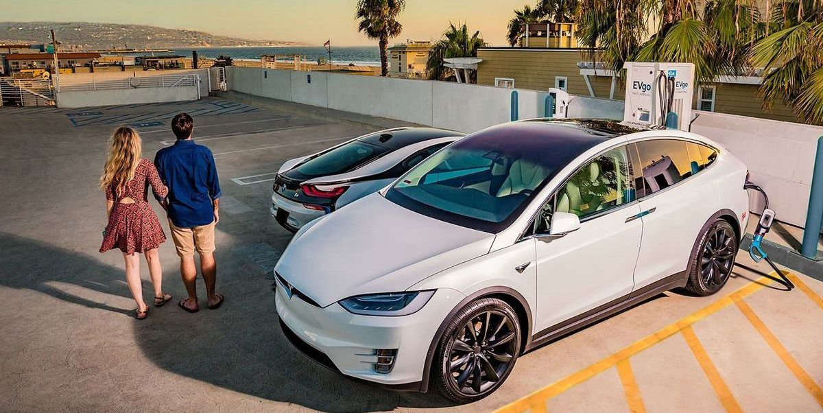 Average EV Owner Drives Half as Many Miles as Other Drivers—Study