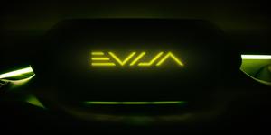Lotus Evija teaser