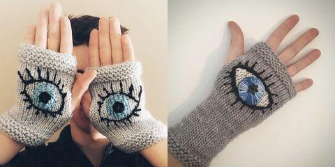 Evil Eye Gloves March for Our Lives