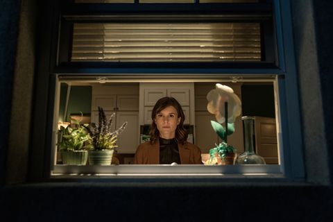 pictured katja herbers as kristen bouchard of the paramount series evil    photo elizabeth fishercbs 2021paramount inc all rights reserved