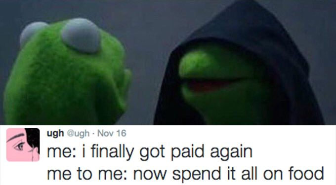 35 of the Funniest, Most Relatable Evil Kermit Memes