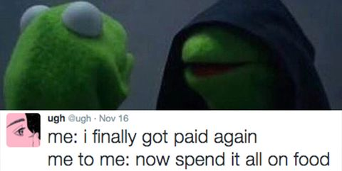 35 Of The Funniest Most Relatable Evil Kermit Memes